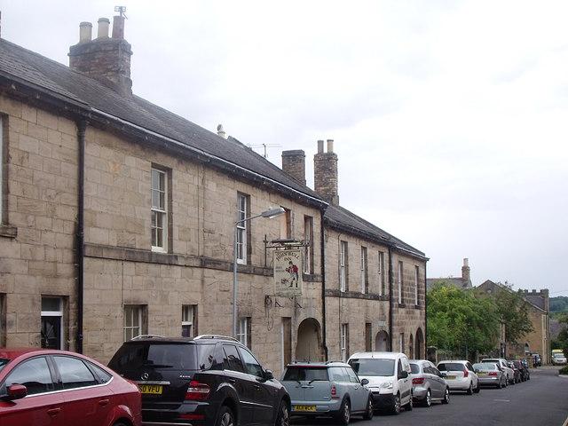 John Bull Inn, Howick Street, Alnwick