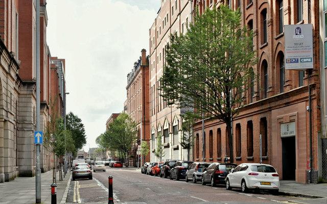Adelaide Street, Belfast (August 2017)