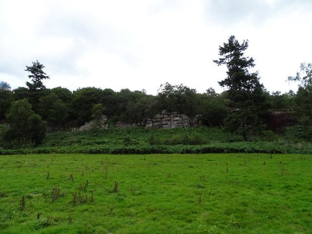 Harrison Rocks