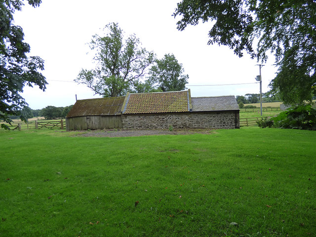Outbuilding of Fallodon Cottages