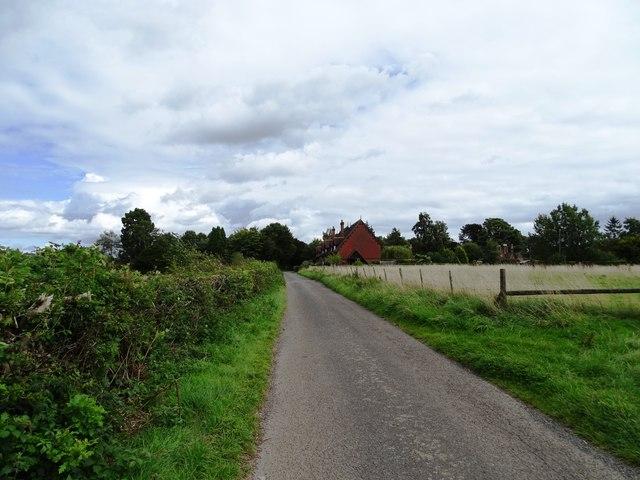 Road to Eridge