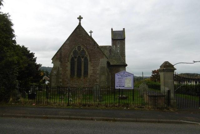 St James, Wyesham