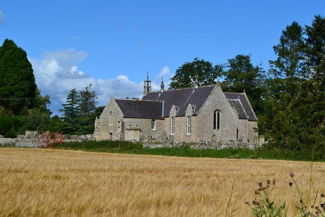 Edrom Church