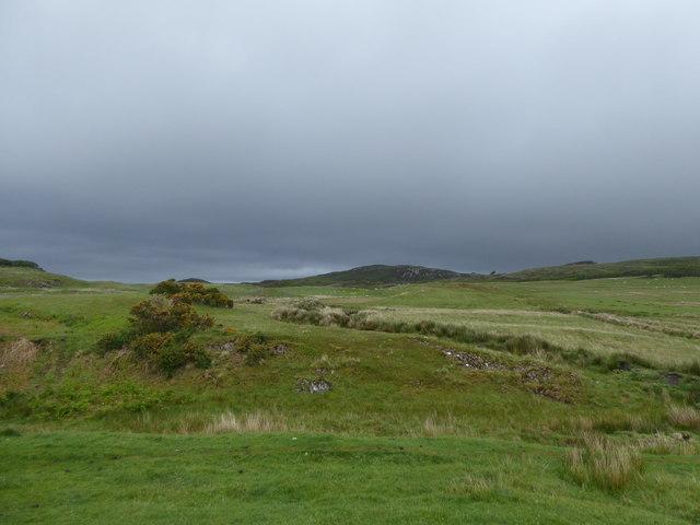 Grazing land at Kilmory