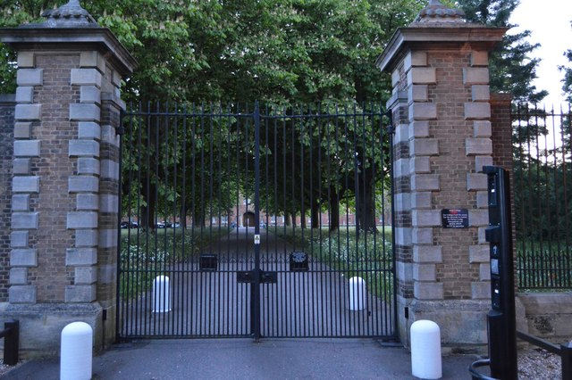 Gates, Jesus College