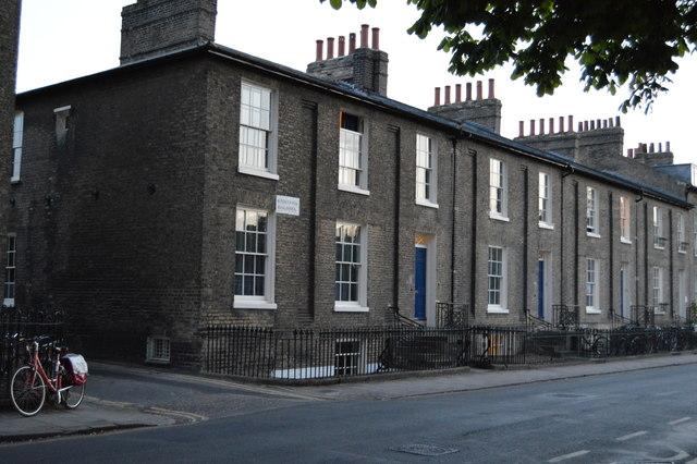 Radegund Buildings, Jesus Lane