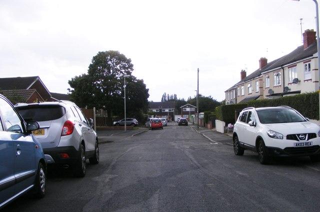 Yew Street