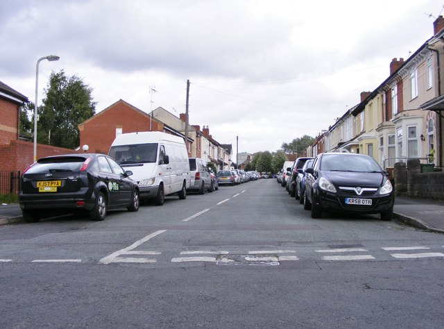 St Marks Road Scene