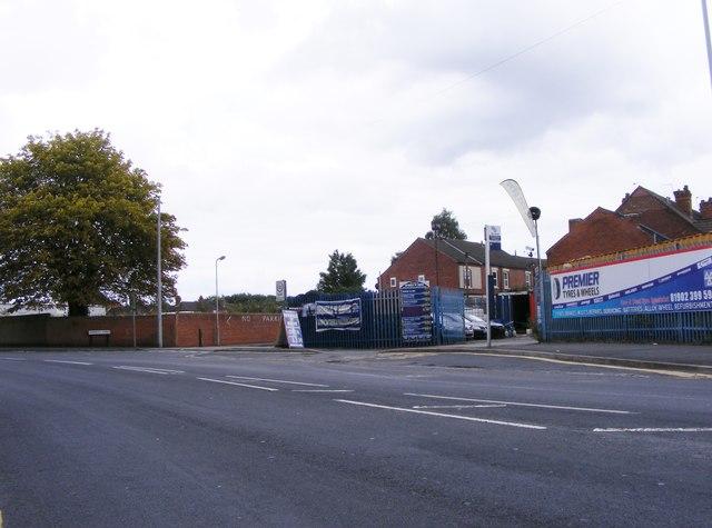 Kimberley Street Junction
