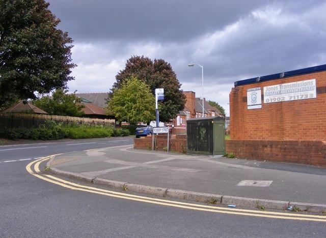 Roseberry Street Junction