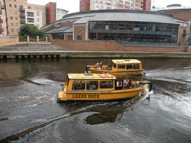 Leeds Water Taxis