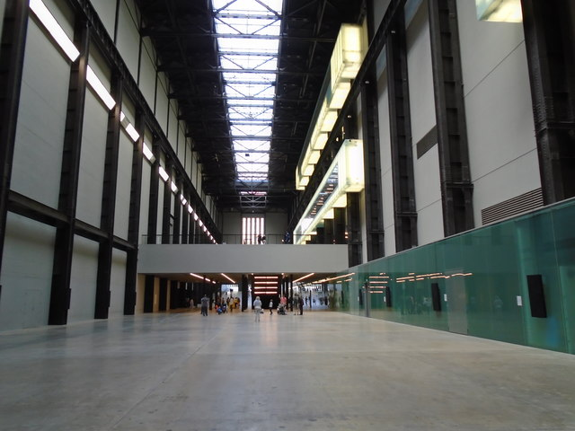 Tate Modern - Internal view