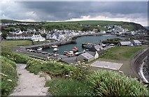 NW9954 : Portpatrick by Richard Sutcliffe