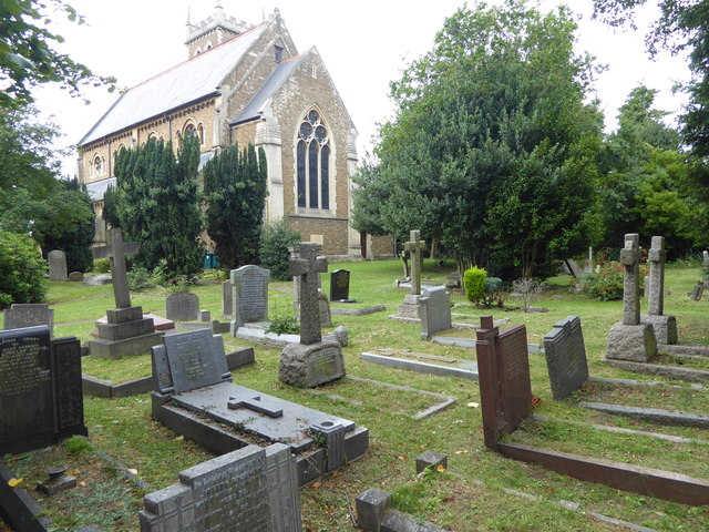 All Saints, Chigwell Row