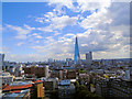 TQ3280 : View towards the Shard by Paul Gillett