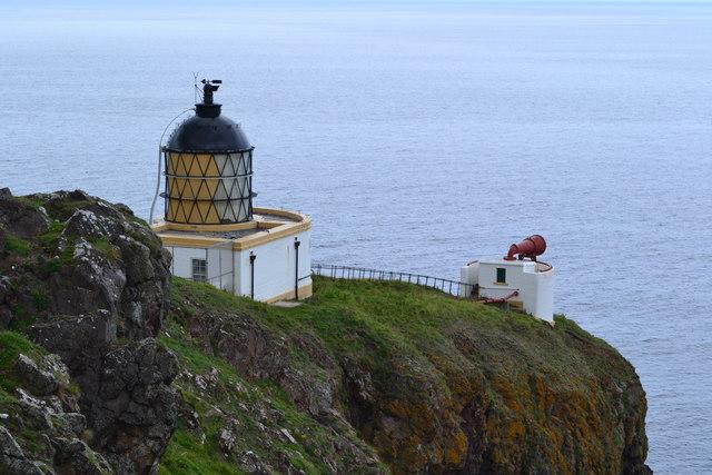 St Abb's lighthouse