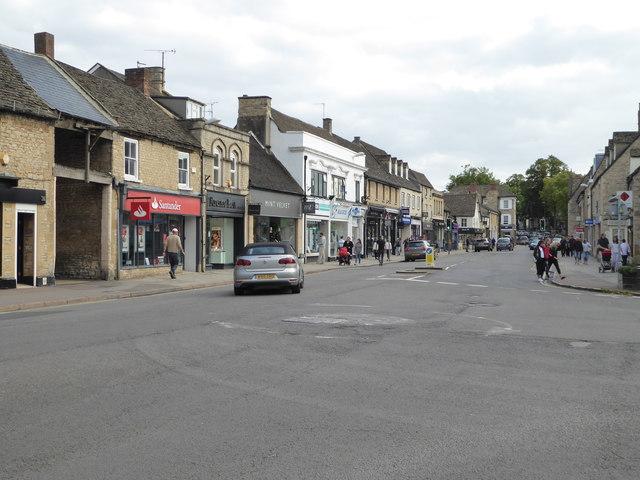 Witney High Street