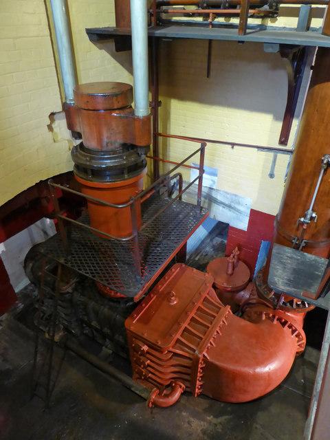 Claymills Victorian Pumping Station - C engine