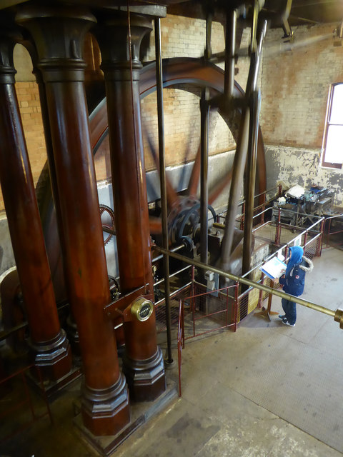 Claymills Victorian Pumping Station - B engine
