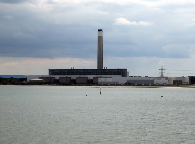 Fawley Power Station