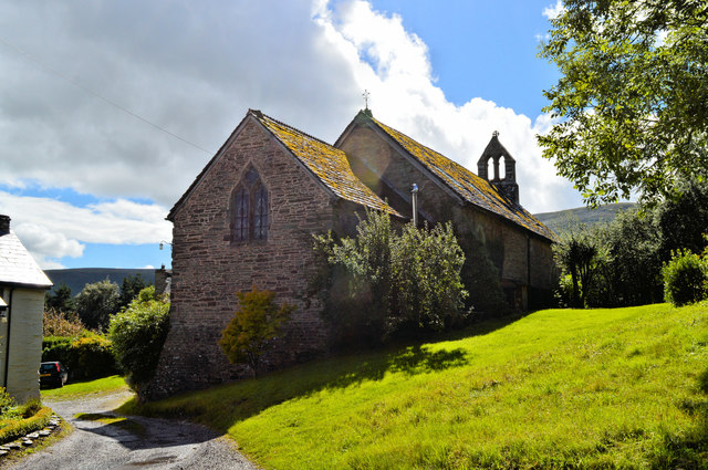 St Peter's Church, Longtown - now a private house