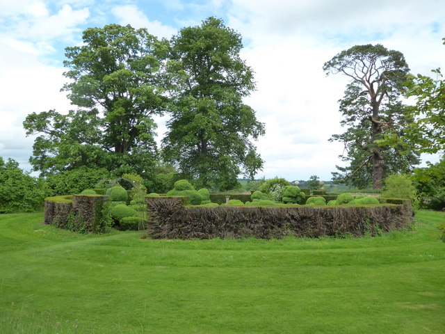 Gardens at Chastleton House