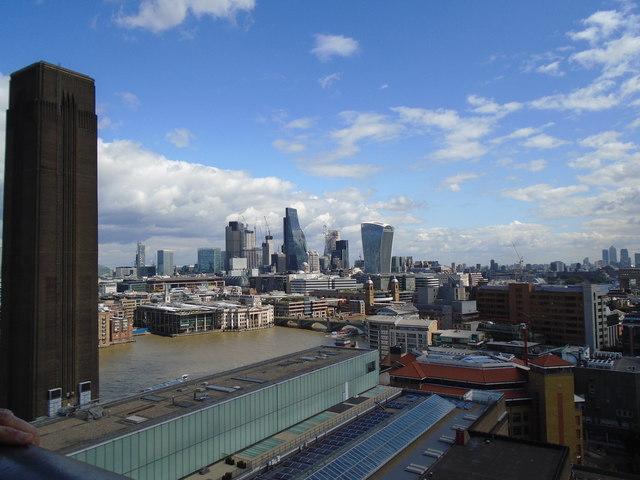London Skyscape