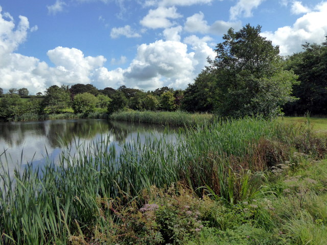 Lake at Park House Farm