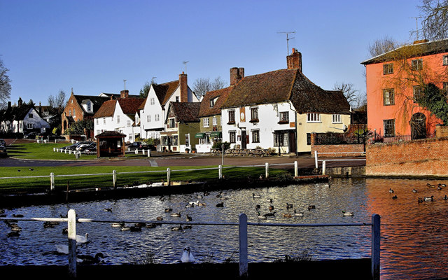 Village Pond Finchingfield