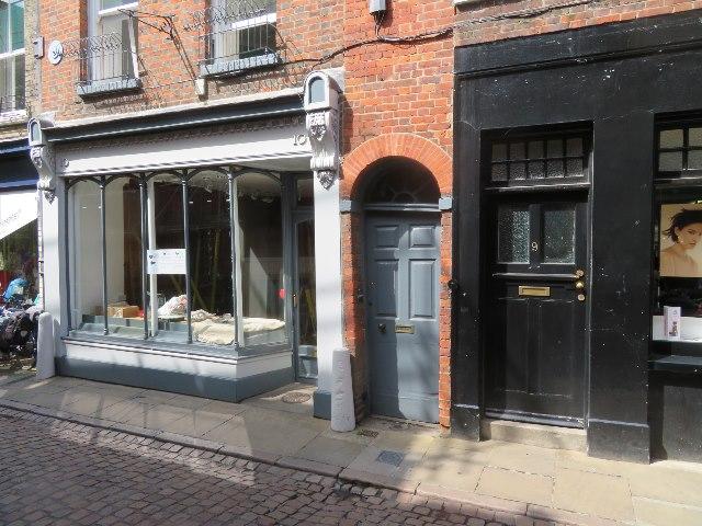A new tenant - Green Street