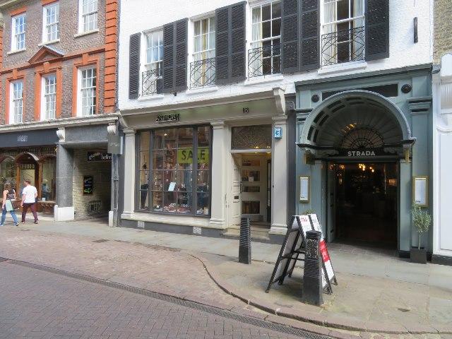 Anthony - Trinity Street