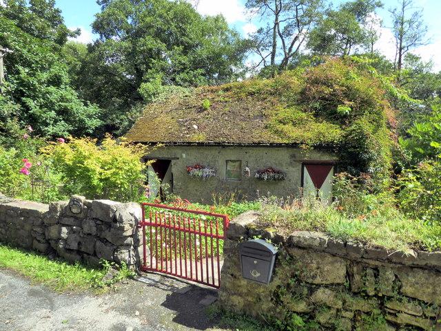 Outbuilding near Llawhaden