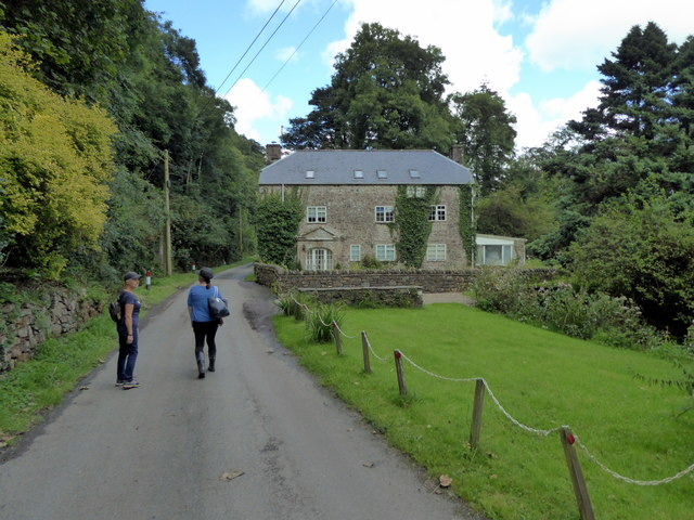 Converted Mill, near Llawhaden