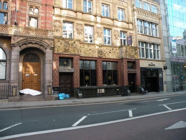 Kenneth Hodgson House, Park Row