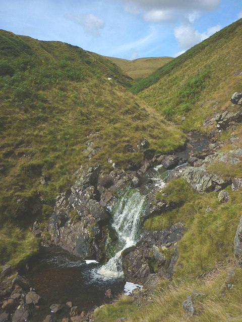 Waterfall, Gais Gill