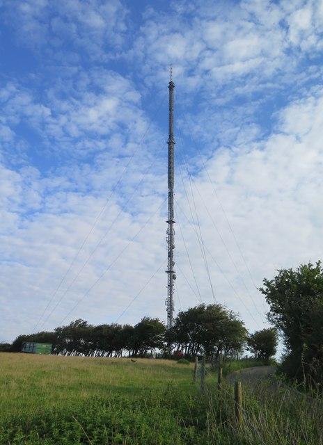 Rowridge Transmitting Station, Isle of Wight