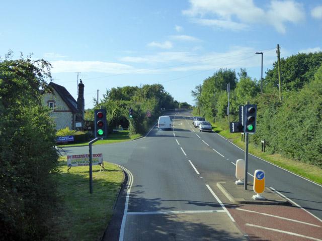 Rowborough Corner