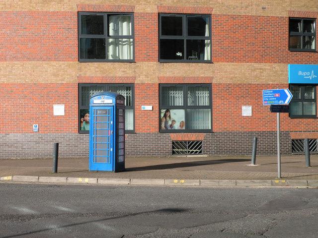 WiFi hotspot, Hunslet Road