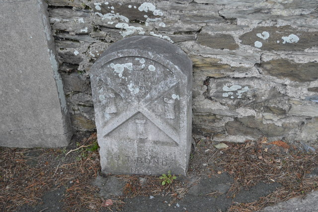 Plymouth Boundary Stone