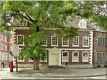 SJ9223 : Eastgate House, 79 Eastgate Street, Stafford by Alan Murray-Rust