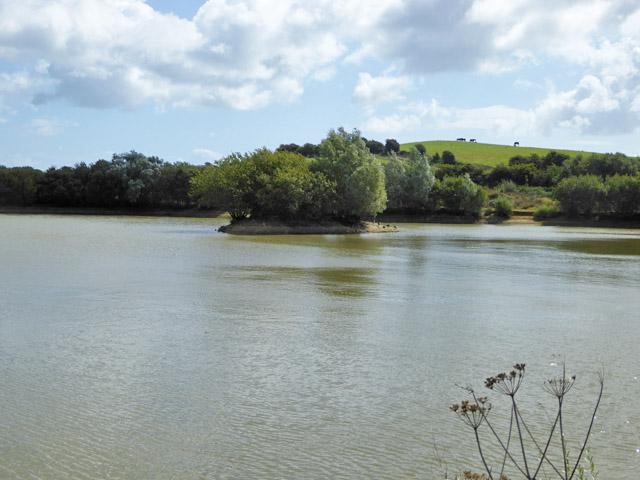 Lake near Lessland Farm