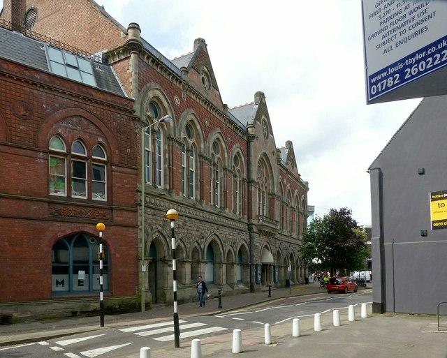 The Borough Hall, Eastgate Street, Stafford