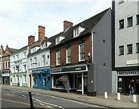 SJ9223 : 5 Eastgate Street, Stafford by Alan Murray-Rust