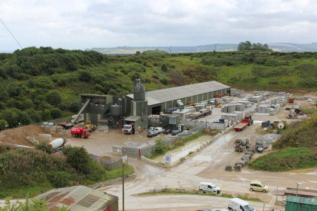 Whitewall Quarry