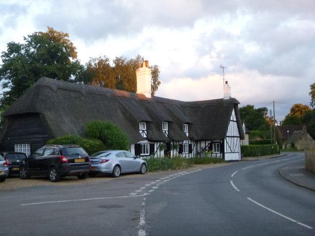 Beechers House, High Street, Hemingford Abbots