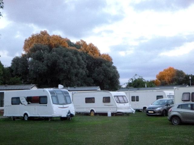 Quiet Waters Caravan Park, Manor Lane, Hemingford Abbots