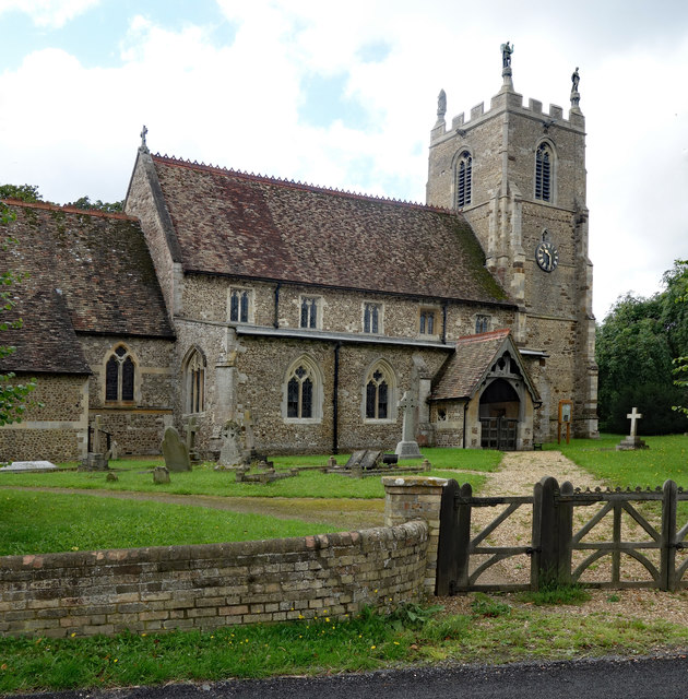 Church of St Margaret, Abbotsley