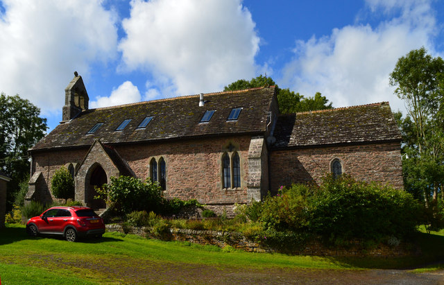 St Peter, Longtown - now a private residence
