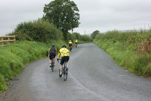 Sunday morning cycle ride