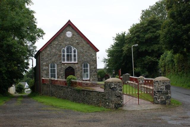 Camrose Baptist Chapel